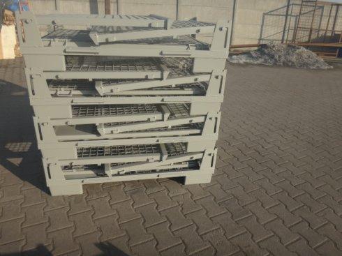 Pojemnik składany 1240x835x970 mm 002 - Kopia